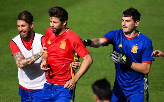 Зірки іспанського футболу посперечалися про найкращих спортсменів світу