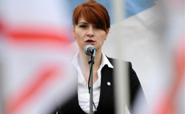 Шпигунка Кремля Марія Бутіна вийшла на свободу: пропагандисти тріумфують, фото