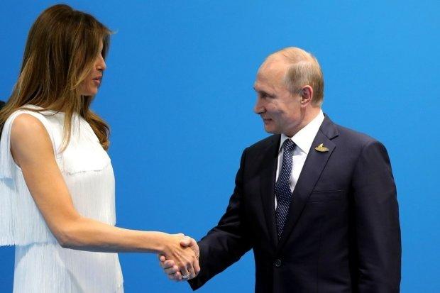 Такий маленький, а вже лицар: Путін заступився за чужу дружину на саміті G20