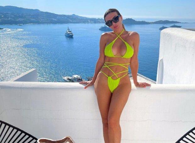 Анна Седокова, фото из instagram