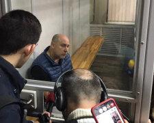Киянин, який розстріляв сусіда, дає свідення в суді, фото znaj.ua