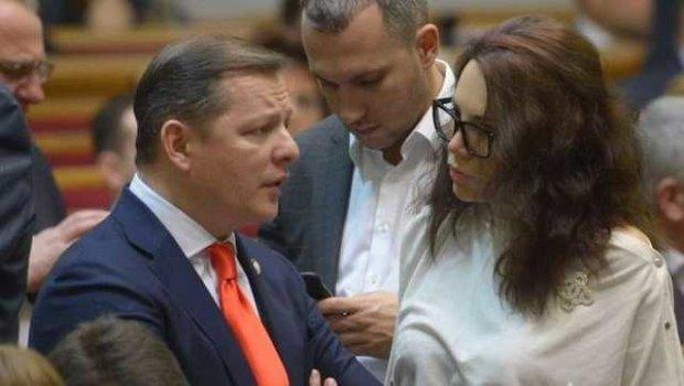 Сюмар и бывшая пресс-секретарь Януковича Чепак консультируют Ляшко