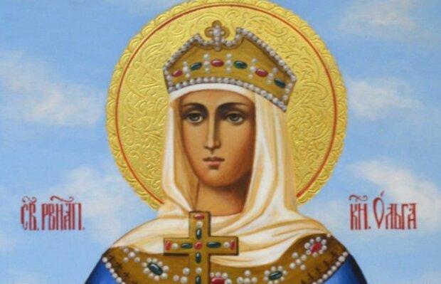 Ікона святої княгині Ольги