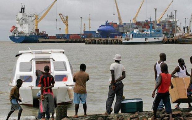 Крах судна з кокаїном викликав ейфорію у остров'ян