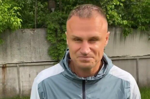 В'ячеслав Шевчук, скріншот з відео