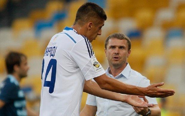 Хачериди не обижается на невызов в сборную Украины