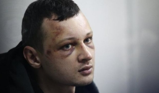 """Азовця"" Краснова побили в СІЗО"