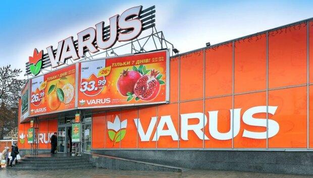 """Украинка приобрела в супермаркете Varus вместе с деликатесом """"начинку"""" из человека, противно смотреть"""