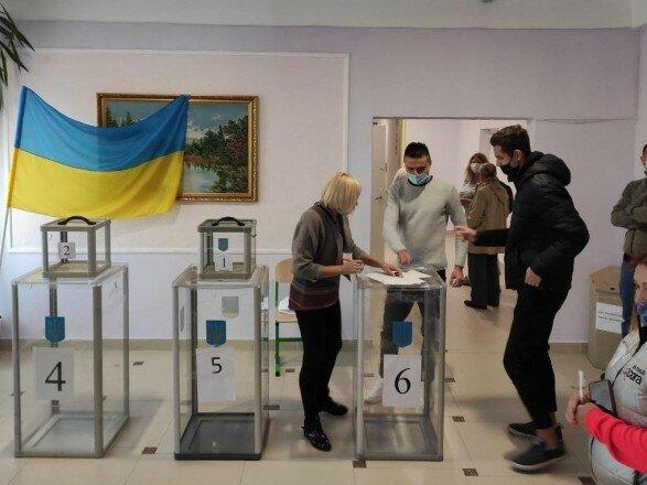 Местные выборы, фото facebook