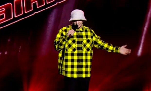 Тьома Паучек, скріншот із відео