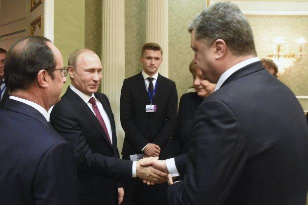 Главное за ночь: дружба с Путиным и курс гривны на 2019 год