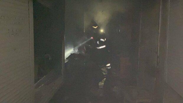 На Буковине спасатели ликвидировали 4 пожара, фото с фейсбук
