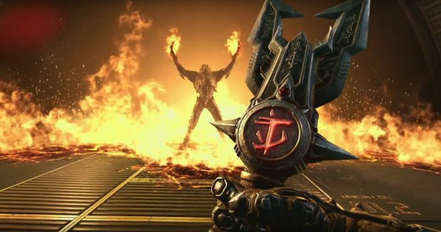 Подарок в честь 25-летия: игра Doom теперь на смартфоне, приложение можно скачать в Google Play