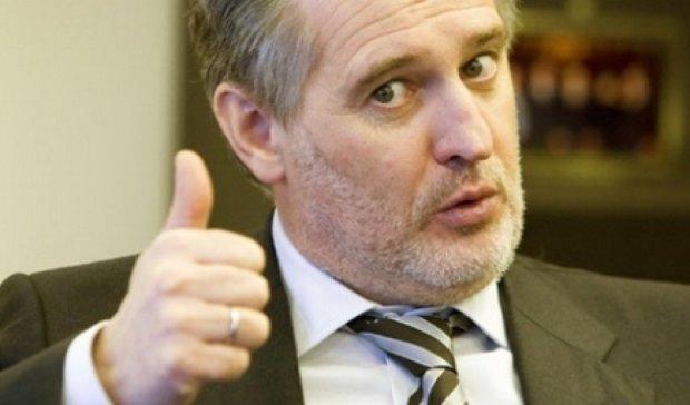 Фірташ зупинив «Азот» через «тиск» Яценюка