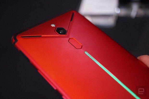 Nubia Red Magic Mars: первый бюджетный игровой смартфон появился на прилавках