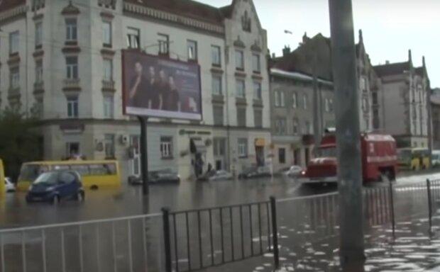На Львовщину идёт большая вода, может затопить - синоптики бьют тревогу
