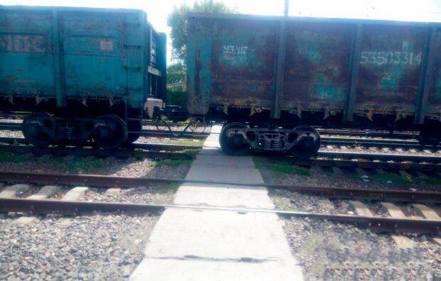 Поезд / фото: ГУНП