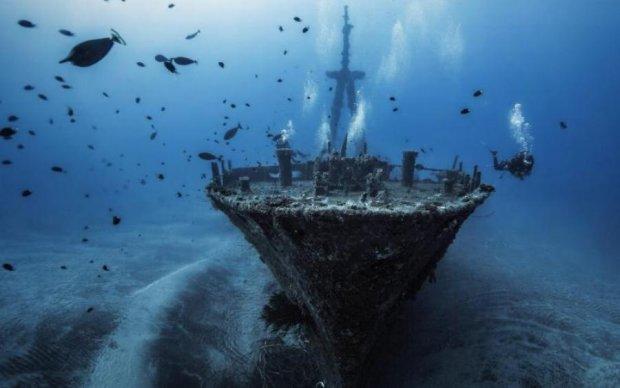 На дне океана нашли давно затерянный крейсер