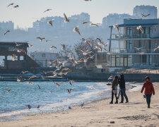 Погода в Одесі, фото: Думская