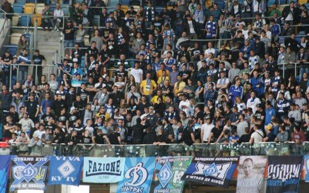 Стало известно, будет ли наказано Динамо за действия своих фанатов в матче за Суперкубок