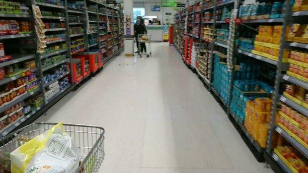 Супермаркет / скриншот из видео