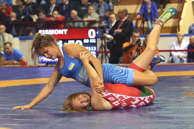 Збірна України виграла ще одне золото на чемпіонаті Європи з боротьби