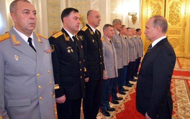 Массовые чистки: Путин обезглавил силовые структуры России