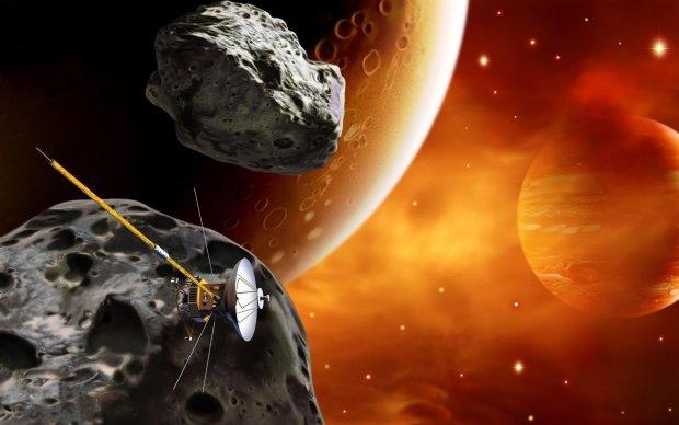 День Святого Валентина станет последним: гигантские астероиды мчатся к Земле