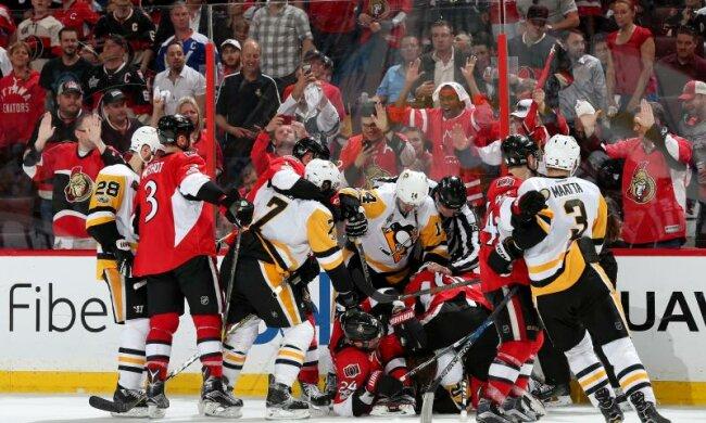 НХЛ: Оттава разгромила Питтсбург