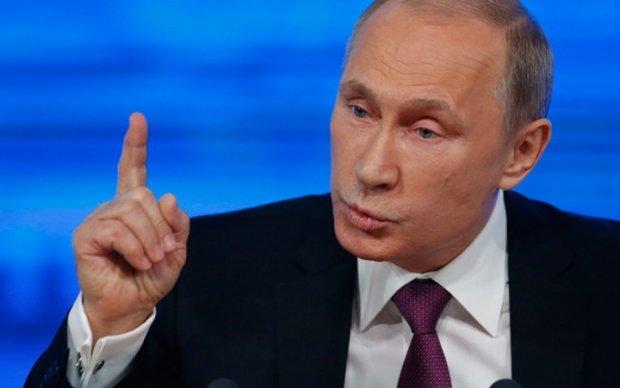 Путін списав ще одну проблему росіян на Україну