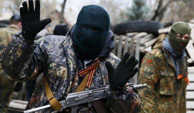 """На Донеччині затримали інформатора """"ДНР"""" та двох бойовиків"""