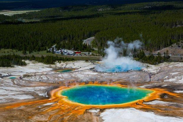 Человечеству грозит неминуемая катастрофа, гигантский вулкан вот-вот проснется: вечная зима и голод