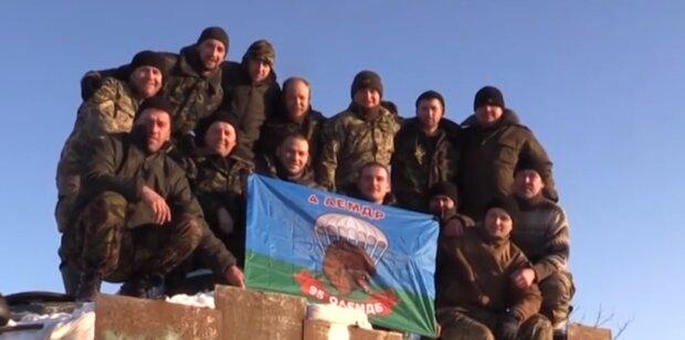 Українські воїни, скріншот: Facebook
