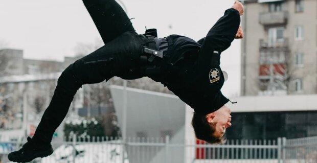 Виталий Чак, фото facebook.com/patrolpolice.gov.ua