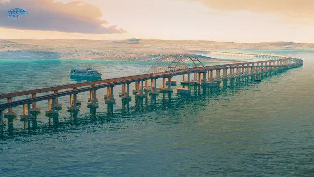 Падение Крымского моста может обернуться тотальным крахом для Украины: эксперт рассказал почему