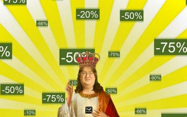 Steam обвалює ціни: стартував літній розпродаж