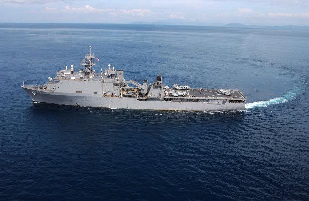 Американський бойовий корабель увійшов до Чорного моря: Путіну лоскочуть нерви