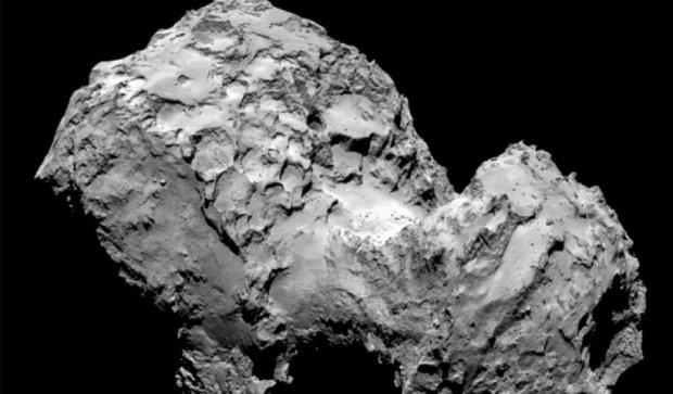 Астрономи виявили життя на кометі Чурюмова-Герасименко