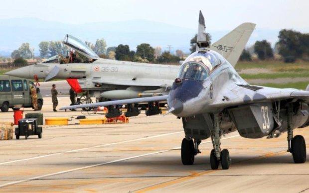Британские истребители перехватили российский Су-24