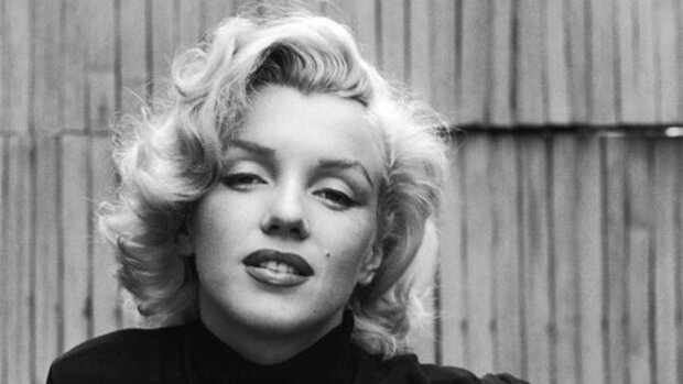 Мэрилин Монро, архивное фото