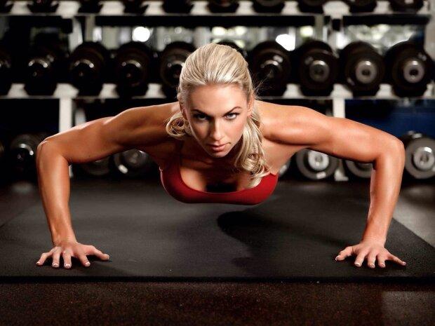 Жінки в спортзалі, фото: telegraf.com.ua