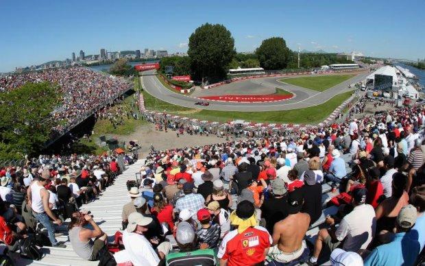 Формула-1: Розклад заїздів і ставки букмекерів на Гран-прі Канади