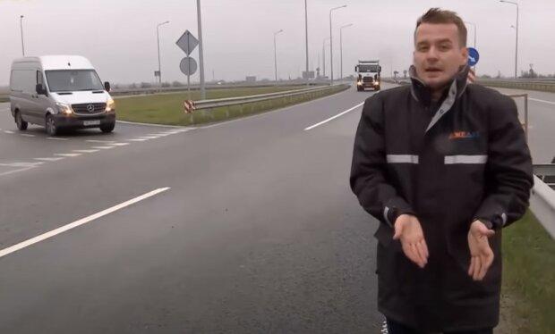 """Під Дніпром з'явилася """"вбивча"""" розв'язка, водії хапаються за голови: """"Перехрестя 100 трупів"""""""