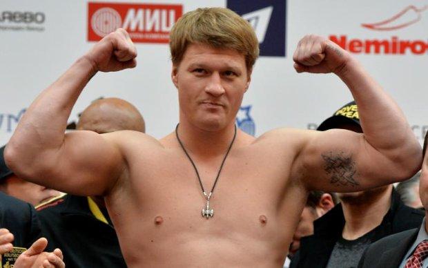 Поветкина восстановили в авторитетном рейтинге боксеров