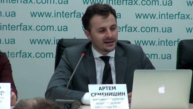 """Артем Семенишин, виконавчий директор """"АСЕУ"""" // фото ВДЕ"""