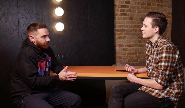 Олексій Тригубенко, фото: скріншот з відео