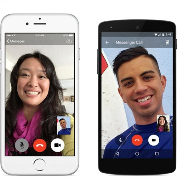 Facebook запустил конкурента Skype