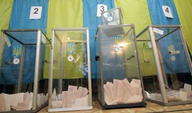 До Київради пройшли п'ять партій