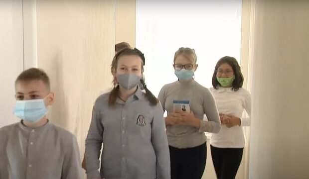 Школьники, фото: youtube