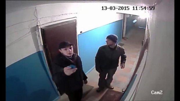 Милиция нашла «домушников», которых полгода снимает киевлянин